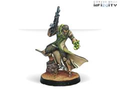 Haqqislam - Hussein Al-Djabel, Hassassin Fiday (Rifle + Light Shotgun, Viral CCW)