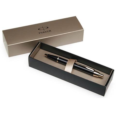 Parker IM - Gun Metal СT, шариковая ручка, M