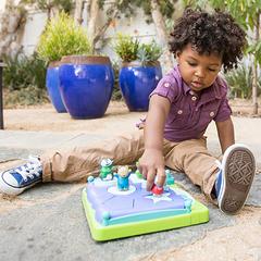 Развивающая игра для малышей Непослушные зверята Learning Resources