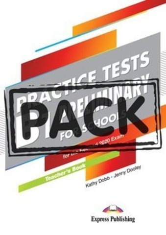 B1 Preliminary for Schools Practice Tests teacher's Book with Digibooks App