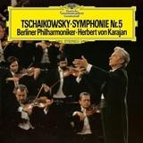 Berlin Philharmonic, Herbert von Karajan / Tschaikowsky: Symphonie Nr. 5 (LP)