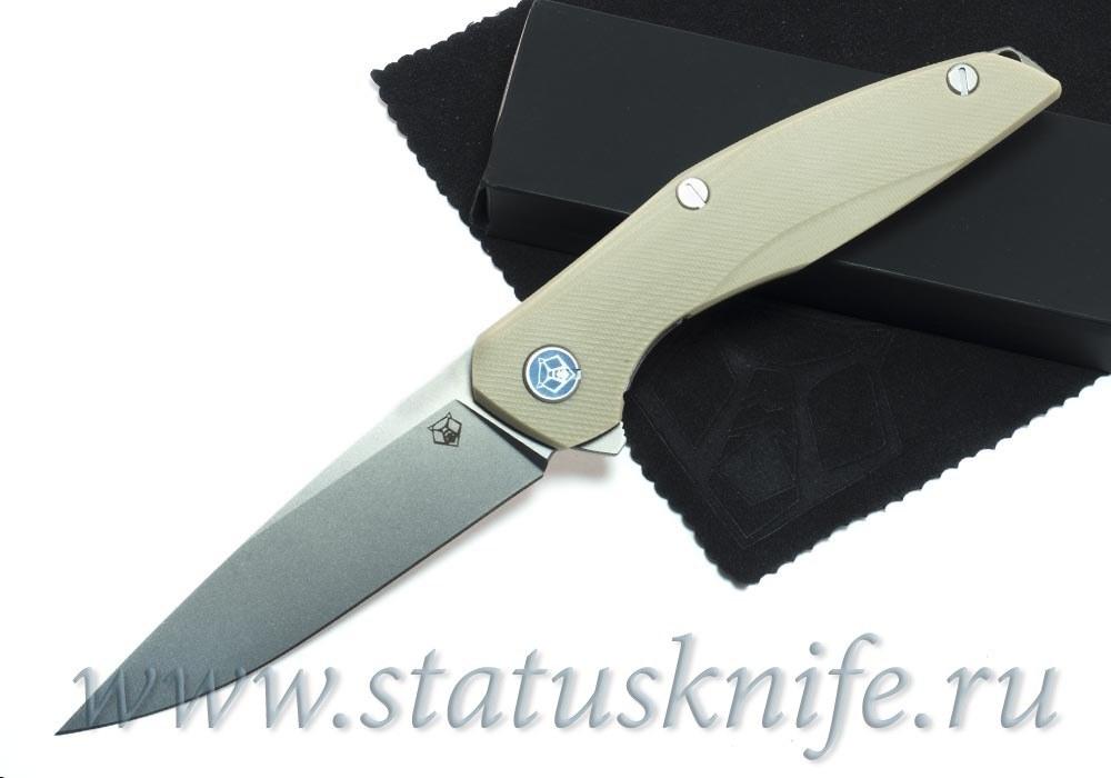 Нож Широгоров 111 Vanax37 G10 tan 3D MRBS