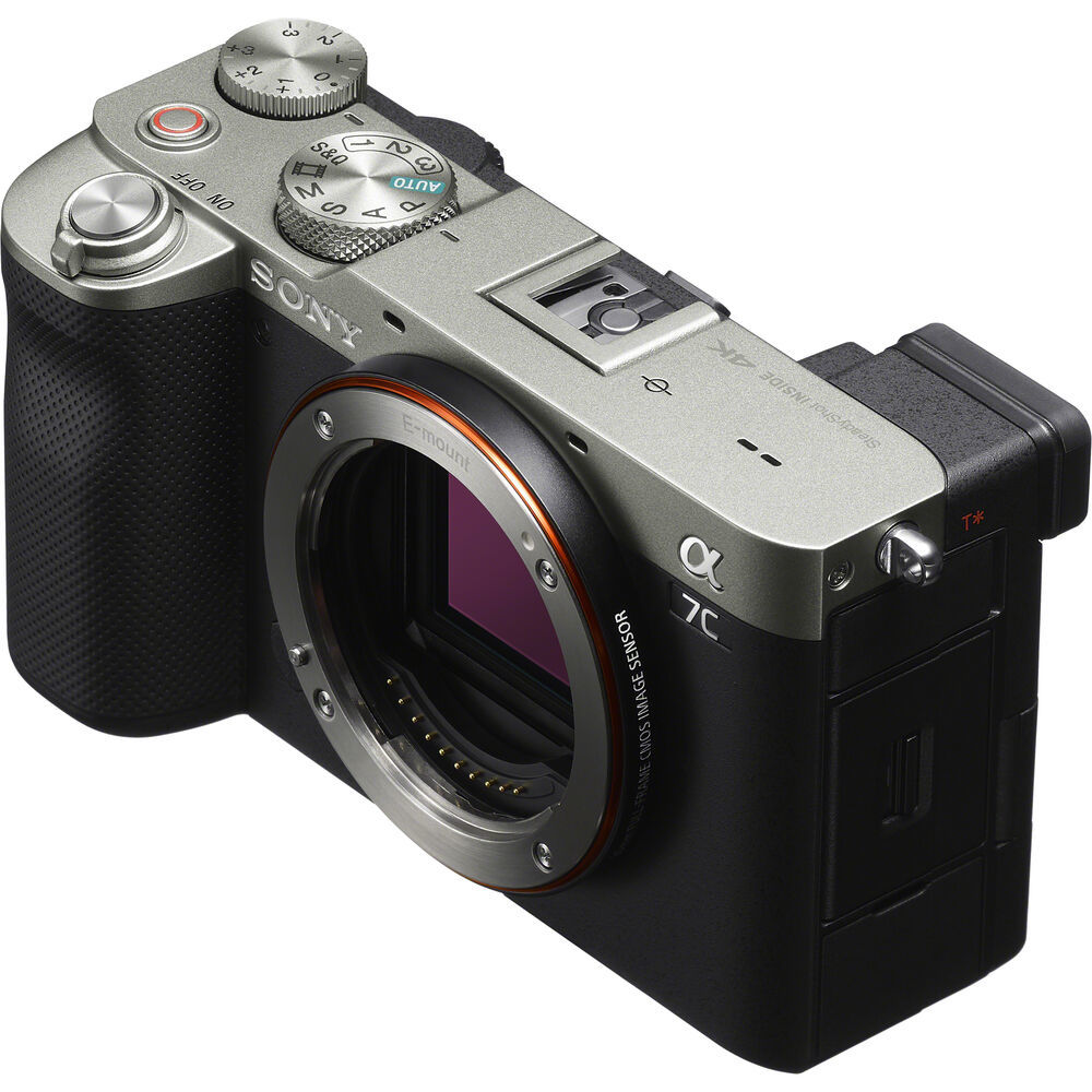 Купить Sony A7c без объектива в интернет-магазине Sony Centre Воронеж