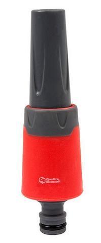 Насадка поливочная QUATTRO ELEMENTI с регулировкой, мягкий пластик (646-102)