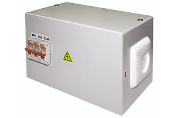 ЯТП-0,25 380/24-3авт. TDM