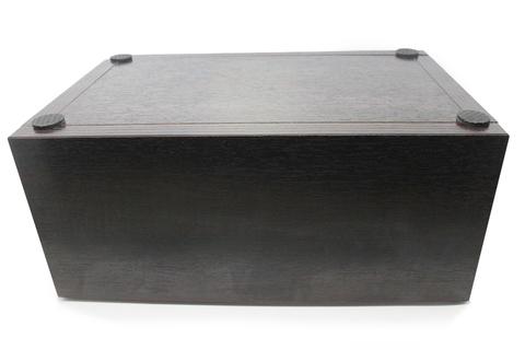 Нок-бокс большой (прямоугольный, черный со смягчающей перекладиной)