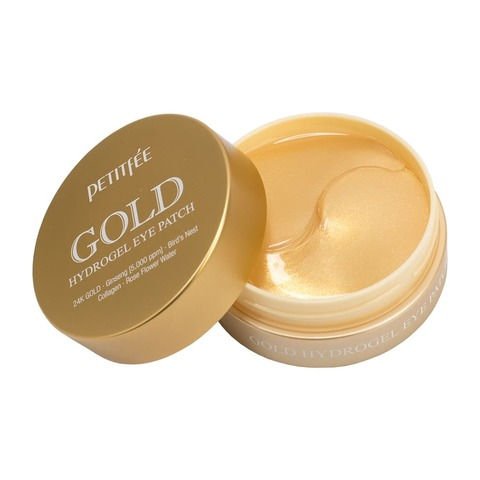 Гидрогелевые патчи Petitfee Gold Hydrogel Eye Patch