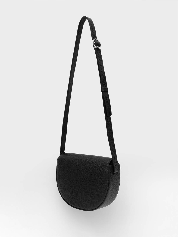 Сумка-мини через плечо, Черный