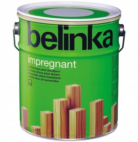 Belinka Impregnant Грунтовка – антисептик на водной основе