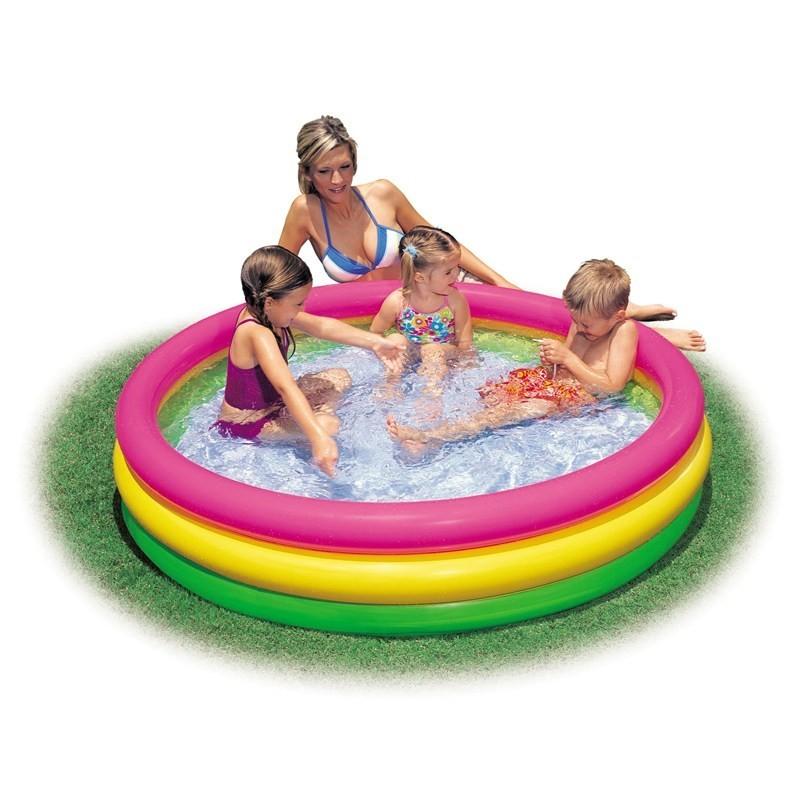 Надувной бассейн для детей Intex 57422