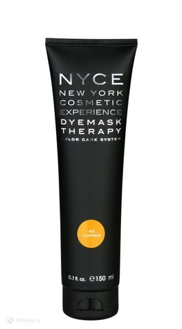 Маска тонирующая Dye Mask Therapy 46 Copper — 150 мл