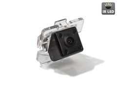 Камера заднего вида для Mitsubishi Outlander II XL 06-12 Avis AVS315CPR(#060)