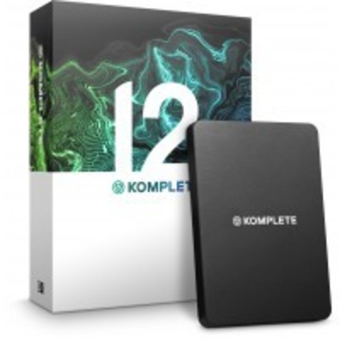 Native Instruments Komplete 12 Программное обеспечение