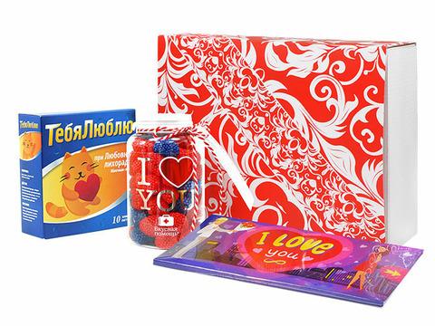Набор сладостей «Для влюбленных» #3