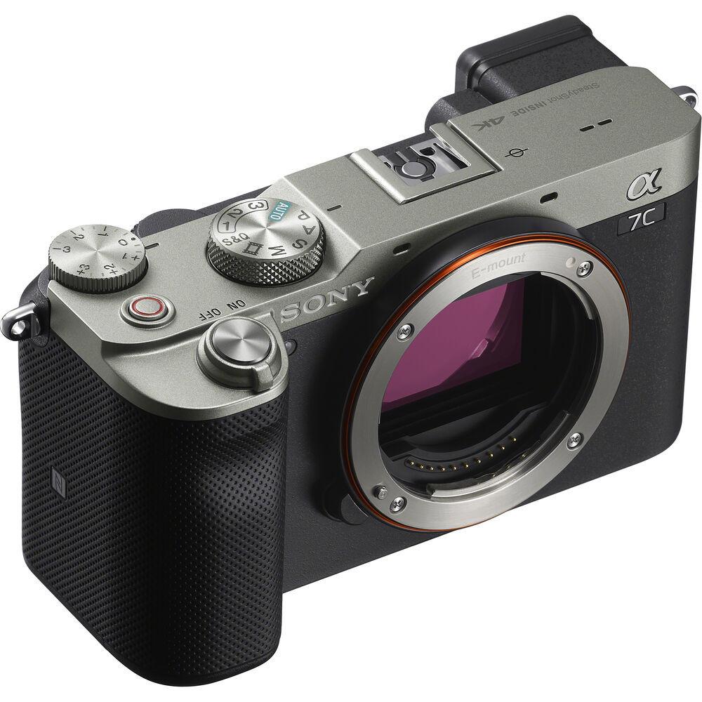 Фотоаппарат Sony A7c без объектива в интернет-магазине Sony Centre Воронеж