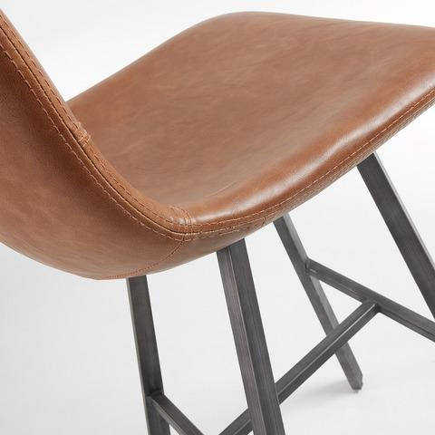 Барный стул Trac коричневый