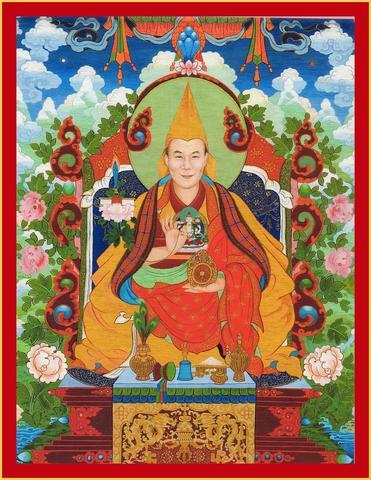 Гуру-йога Его Святейшества Далай-ламы (электронная книга)