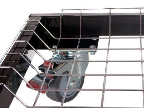 Стол-тележка из композитного материала для Primo Family на металлической тележке