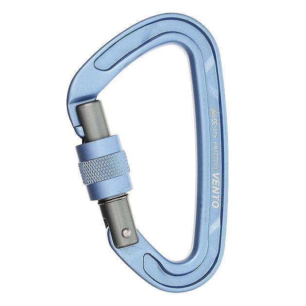 Карабин «Oxygen» с муфтой keylock (CE, UIAA)