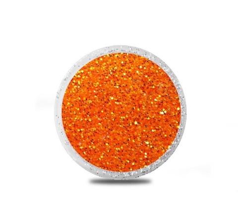 Блёстки №8 (оранжевые)