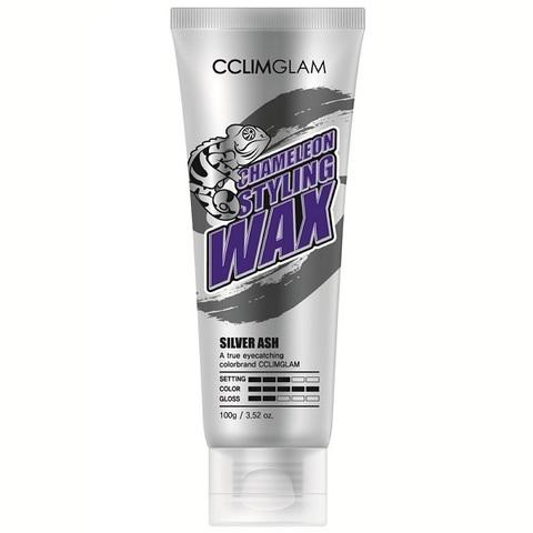 Гель для волос CCLIMGLAM Chameleon Styling Wax (SILVER ASH)