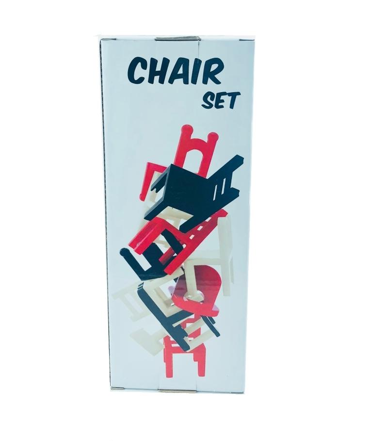 Настольная игра «Пьяные Стулья» кухонные стулья
