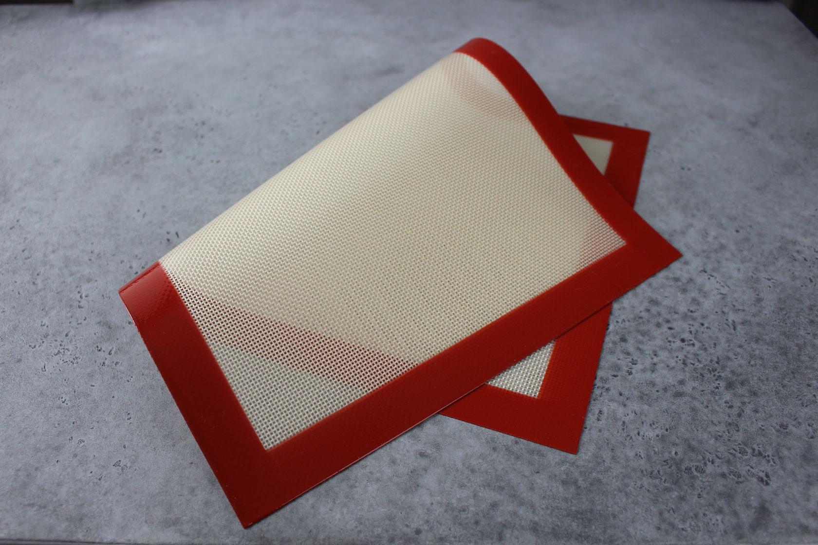 Силиконовый коврик армированный 42x29,5 см