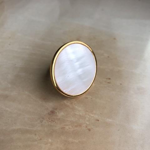 Кольцо Богена, перламутр