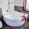 Ванна акриловая Ravak Gentiana 140x140 CF01000000