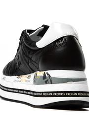 Текстильные кроссовки Premiata Beth 4202 на шнуровке