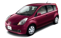 NISSAN Note 2005->