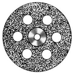 Алмазные Диски HP Standart «SS WHITE» серия DISC 918/220 (0,40 mm) верх.полный.отверстия