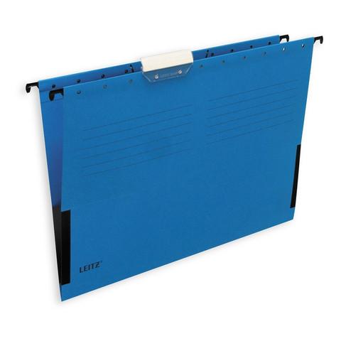 Подвесная папка Leitz А4 до 20 листов синяя