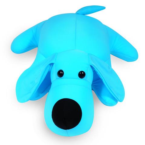 Подушка-игрушка антистресс «Голубой Патрик»