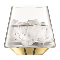 Набор из 2 бокалов для вина и воды Space, 430 мл, золото, фото 4