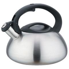 Чайник со свистком 3,0л Webber BE-0587/1 сатин