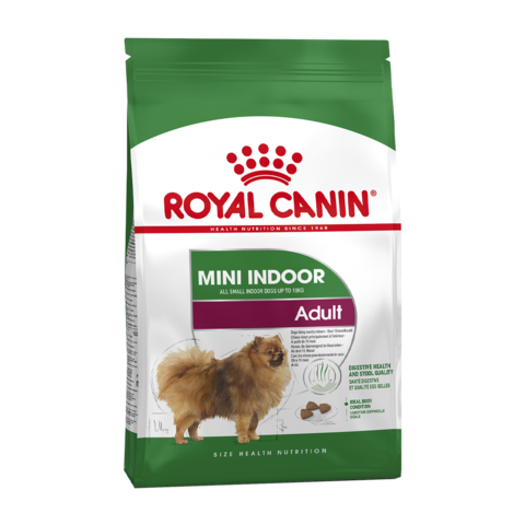 Royal Canin MINI Indoor Adult Сухой корм для собак мелких пород живущих в помещении