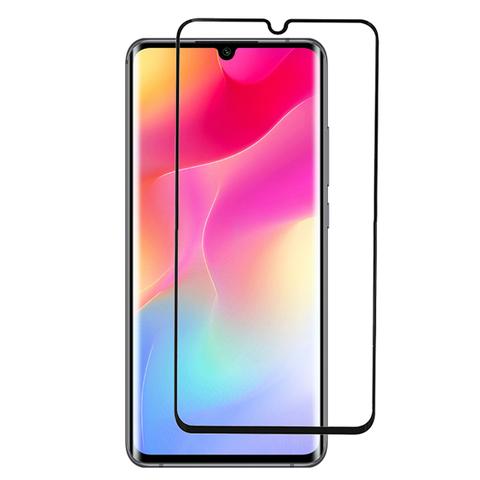 Защитное стекло с ультрафиолетовым клеем для Xiaomi Mi Note 10