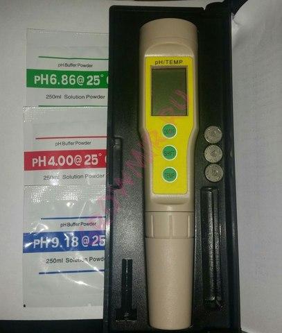 pH-метр Grit Влагозащищенный