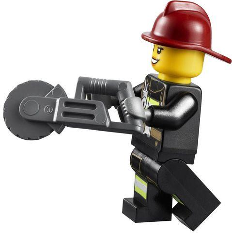 LEGO City: Тушение пожара 60003 — Fire Emergency — Лего Сити Город