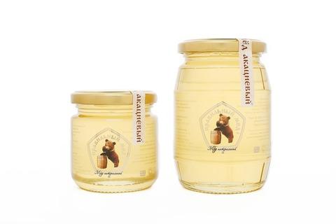 Акациевый Мёд, 250-500 г