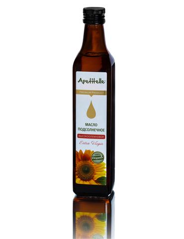 Высокоолеиновое масло подсолнечное Апетитель