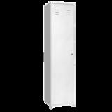 Шкаф металлический для одежды одностворчатый МСК - 650