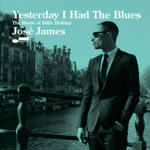 Jose James / Yesterday I Had The Blues: The Music Of Billie Holiday (2LP)