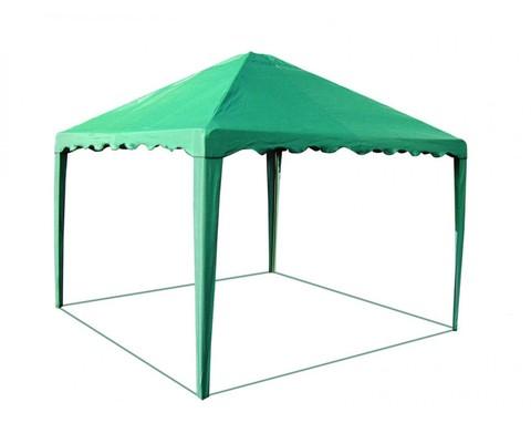 Шатер-беседка Митек 3,0 х 3,0 зеленая