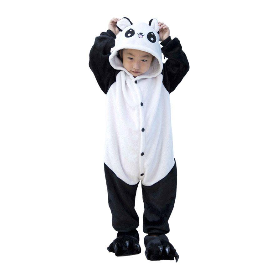 Пижамы для детей Веселая панда детская Kigurumi-Winter-Anime-Panda-Pajamas-For-Kid-Children-Unisex-Hoodie-Cotton-Anime-Flannel-Pijama-B.jpg