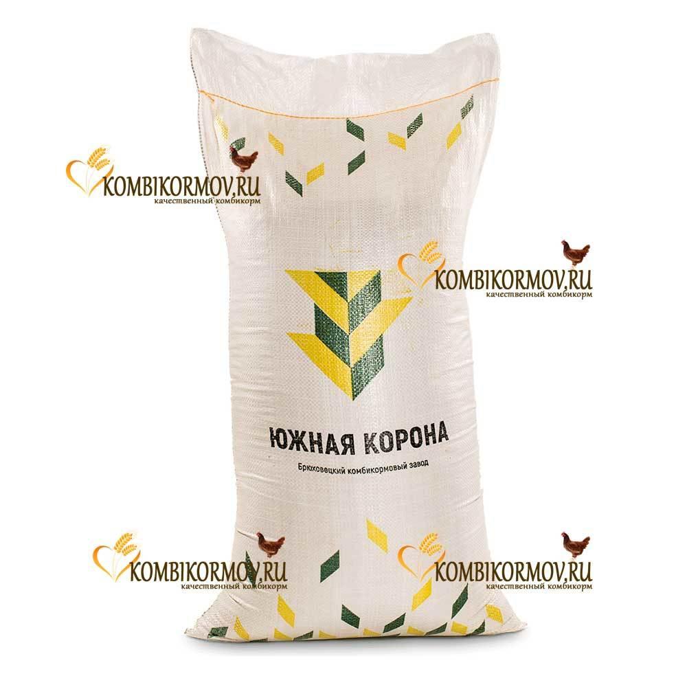 Комбикорм полнорационный ПК-1 ГОСТ для кур-несушек (Южная корона)