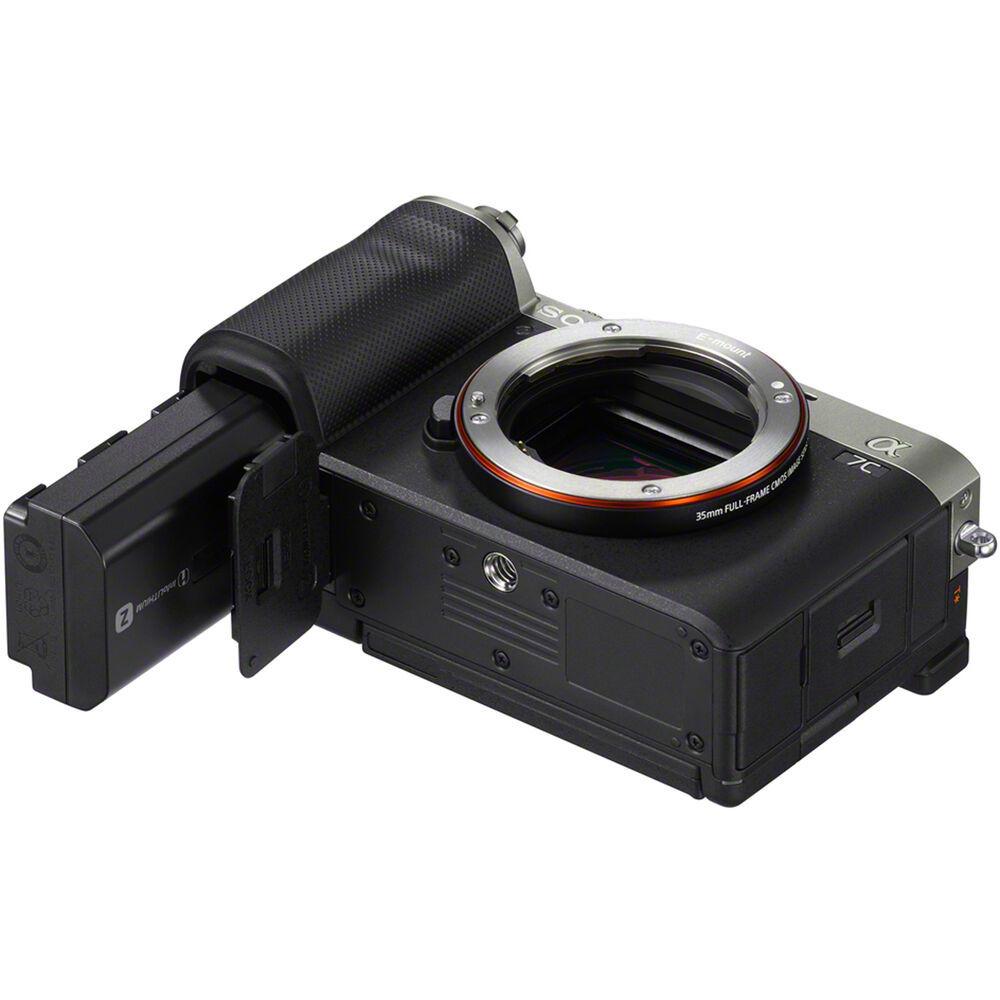 Купить Sony ILCE-7СS без объектива в интернет-магазине Sony Centre Воронеж