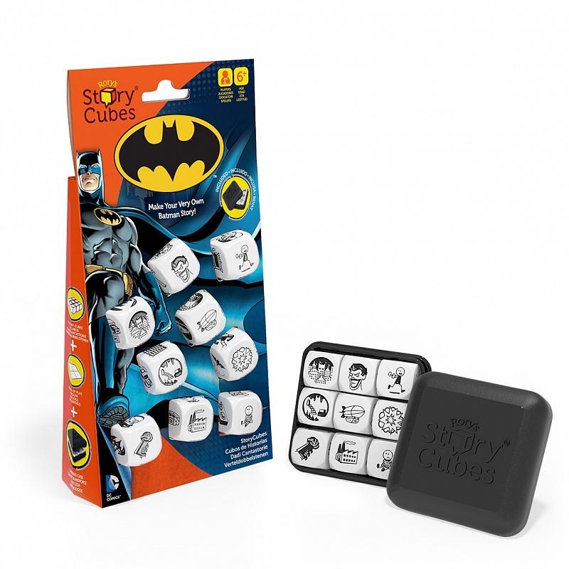 "Кубики Историй ""Бэтмен"""