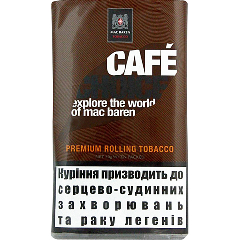 Табак для самокруток Mac Baren Cafe Choice